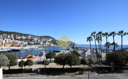 Nice splendide vue Port